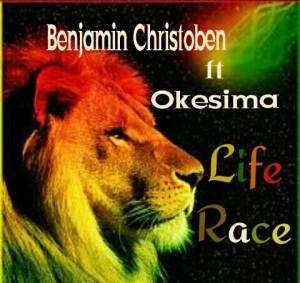 Benjamin Christoben ft Okesima - Life Race